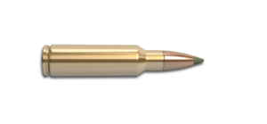325 Winchester Short Magnum (WSM) Rifle Cartridge