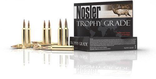 Trophy Grade Long Range Ammunition Banner