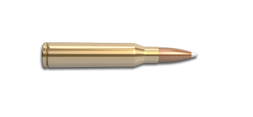 338 Lapua Magnum Rifle Cartridge