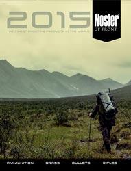 Nosler 2015 Catalog Banner