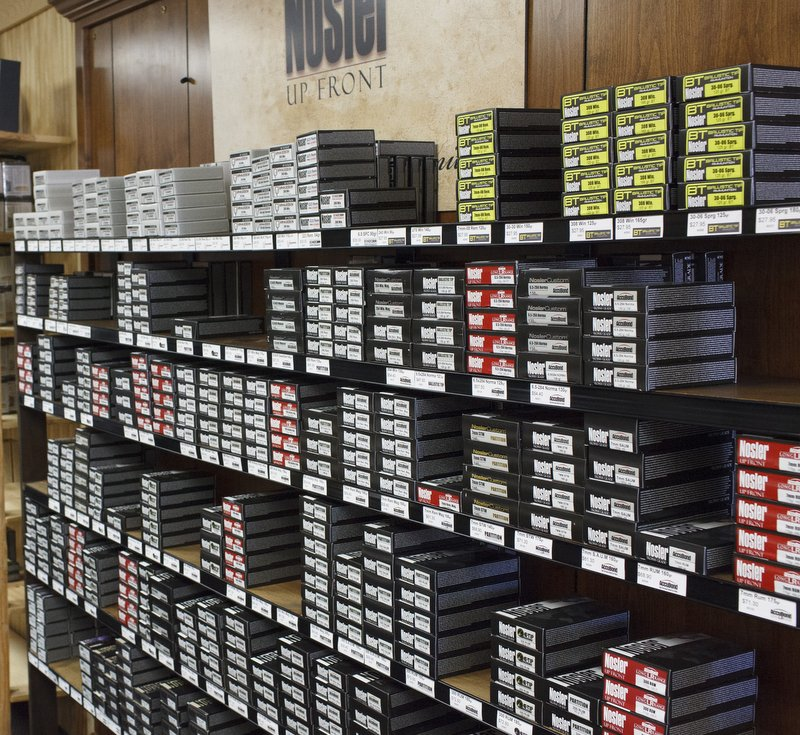 Nosler Showroom 1