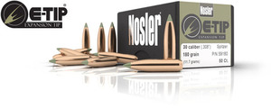 30/30 Winchester E-Tip Bullets