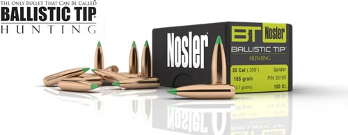 8mm Ballistic Tip Hunting Bullets