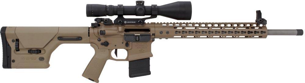 Nosler Varmageddon AR Rifle