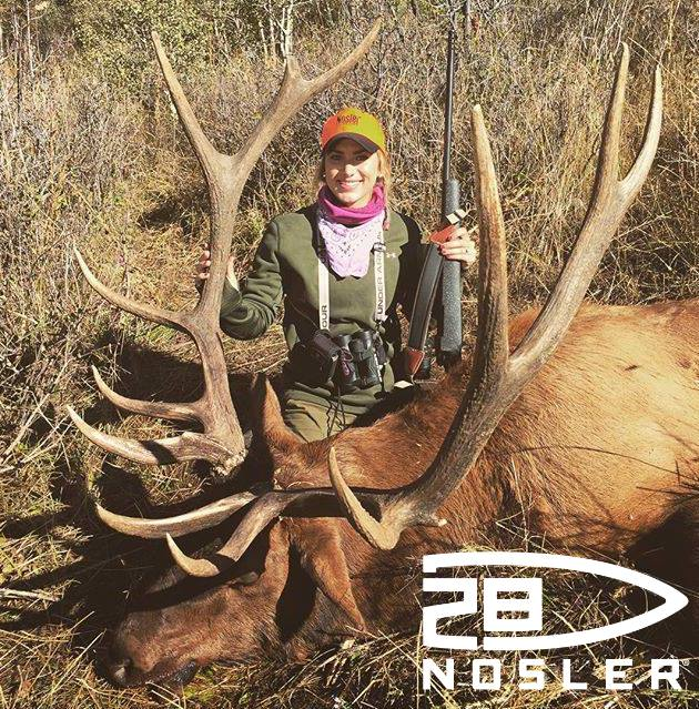 Eva Shockey Trophy Elk