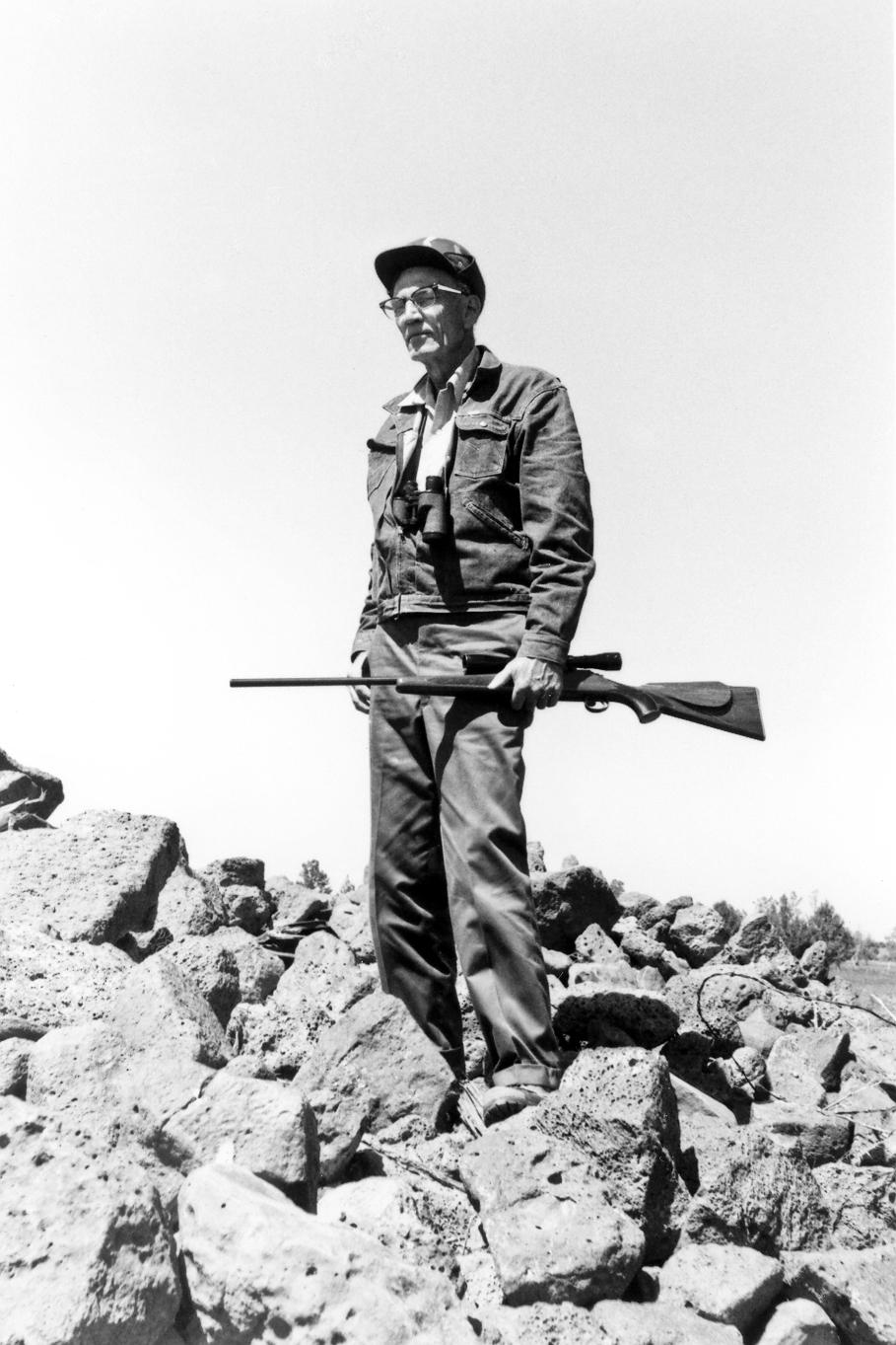 John A Nosler Varmint Hunting
