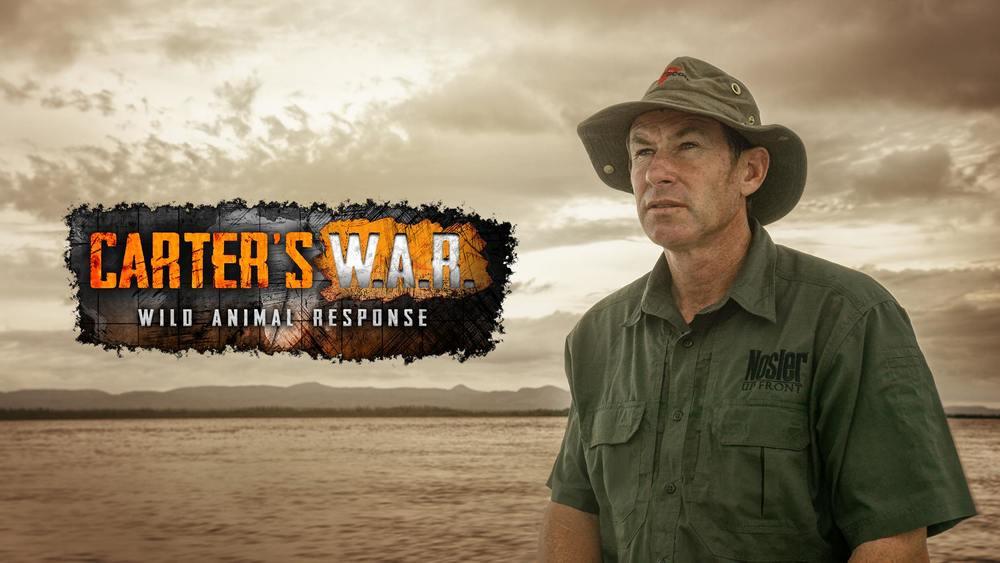 Carters WAR Banner