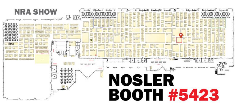 Nosler at NRA Show
