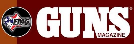 Guns Magazine Logo