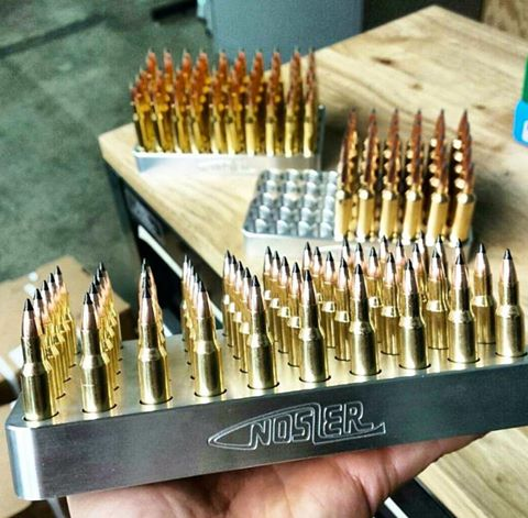 Nosler Reloading Blocks