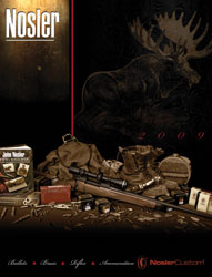 2009 Nosler Catalog Cover
