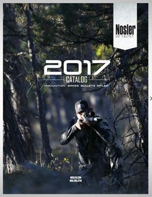 Nosler 2017 Catalog Banner