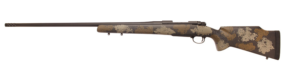Model 48 Long-Range Rifle Cheek Side