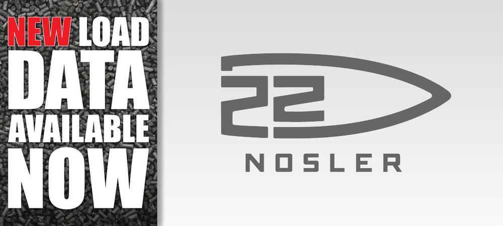 New 22 Nosler Load Data