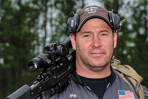 Scott Satterlee Precision Rifle Shooter