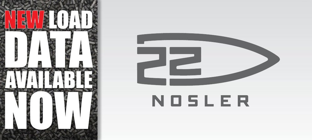 New 22 Nosler Load Data