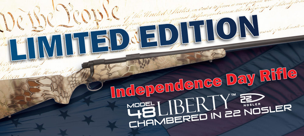 Limited Edition Rifle Banner
