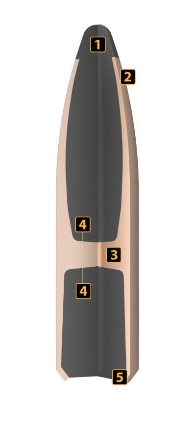 Partition Bullet
