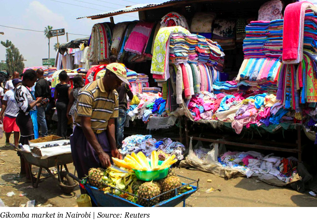 Kenya imports about 100,000 tonnes of secondhand clothes a year, providing the government revenues from customs duties and creating tens of thousands of jobs. It also offers quality clothes to Kenyans, many of whom earn less in a month what a pair of new Ralph Lauren khakis costs in the West. Read the full story here
