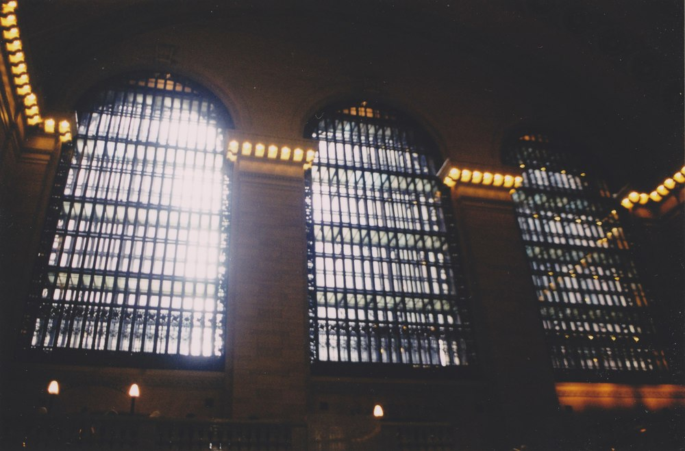 Summer afternoon glow - Grand Central Terminal - NYC 2003