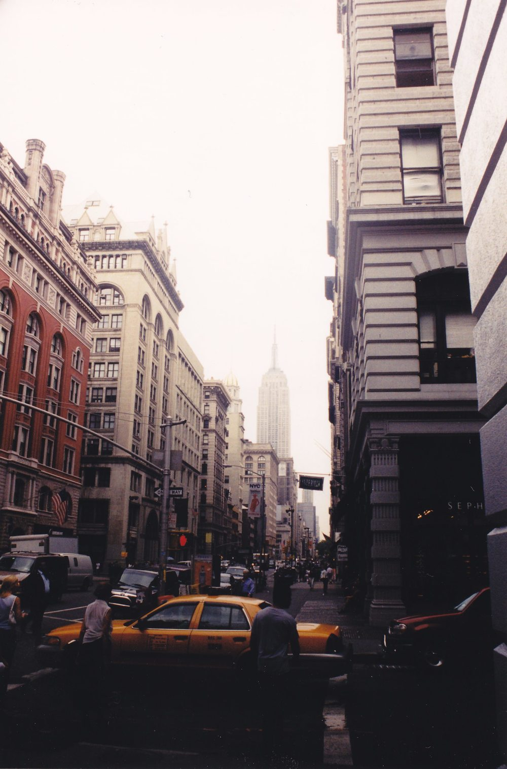 The Empire State Building - NYC 2003