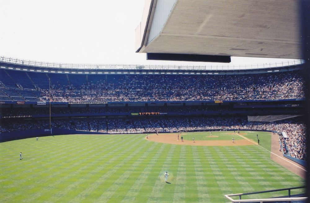 White Sox vs. Yankees - 1:05pm August 28th, 2003 -Yankee Stadium