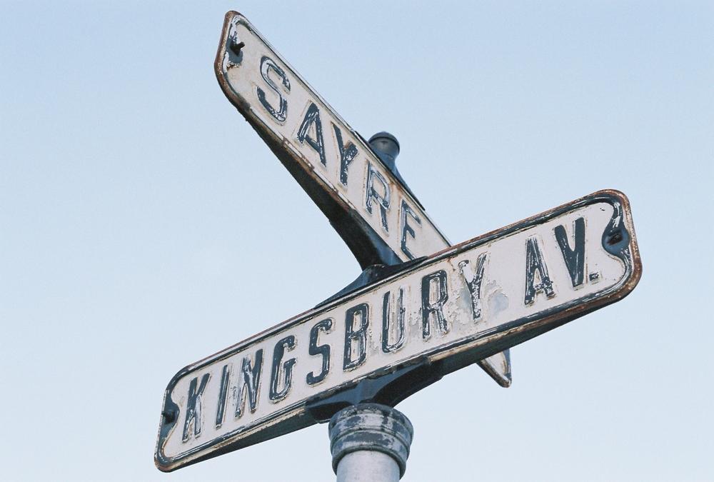 Kingsbury Ave - Towanda, PA 2003