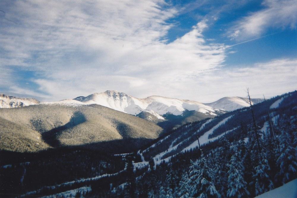 White Caps - Winter Park Resort - Winter Park, CO 2003