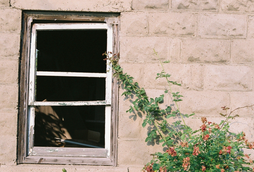 Broken Window - Towanda, PA 2003