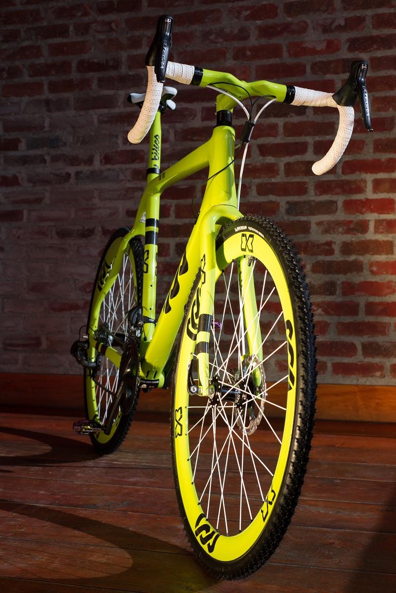 lov bikes - the yeti