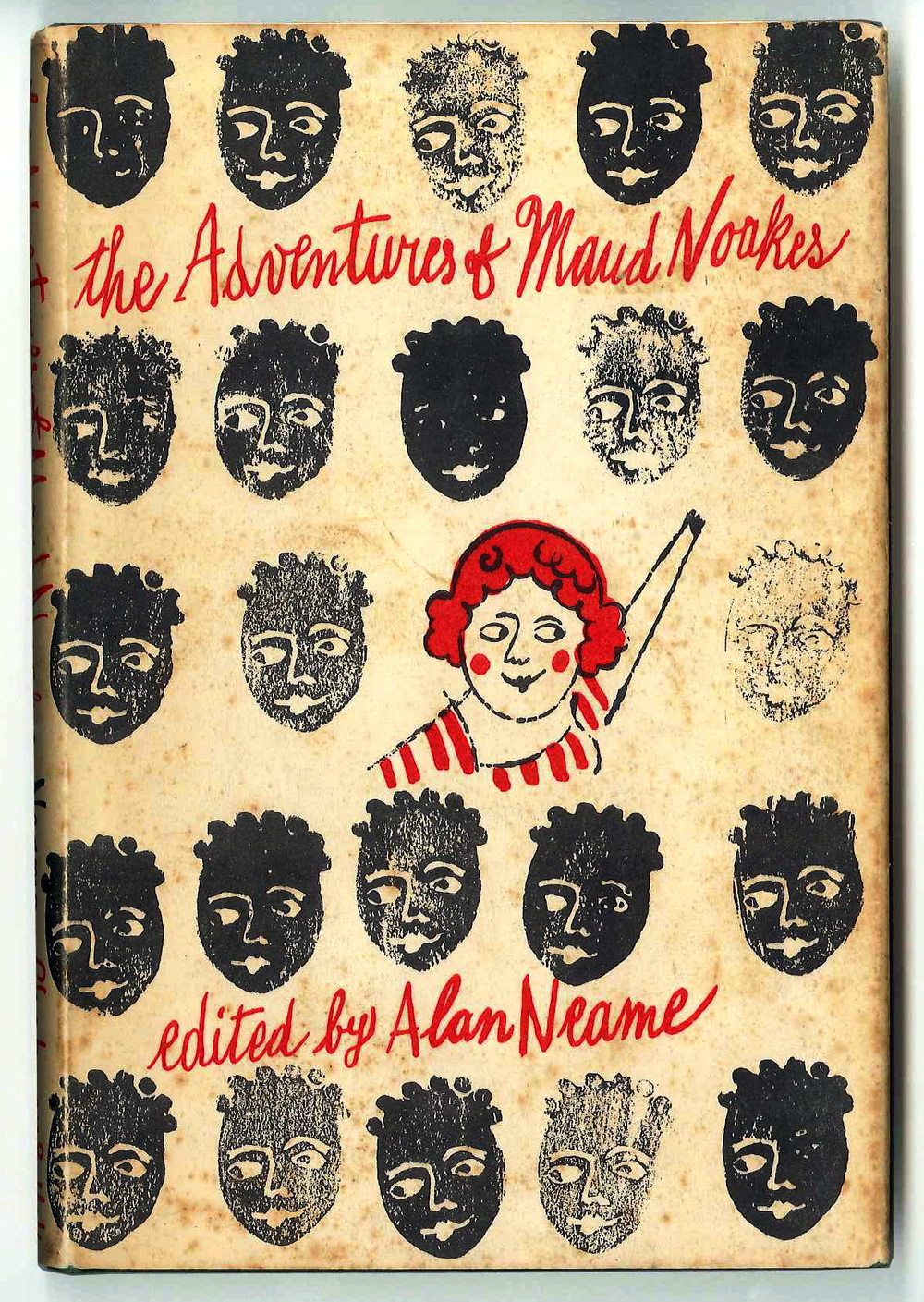 The Adventures of Maud Noakes | Cover Illustration by Andy Warhol 1962