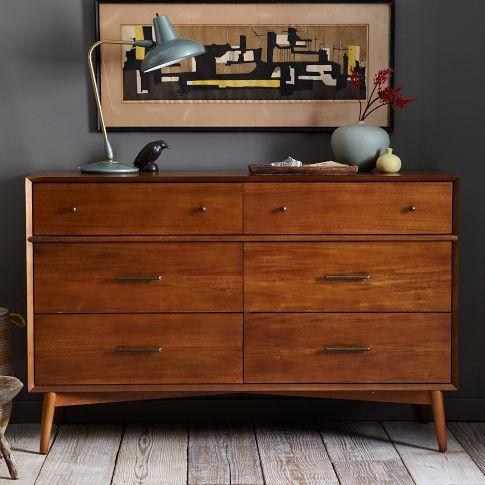 Acorn 6-drawer dresser from West Elm $999