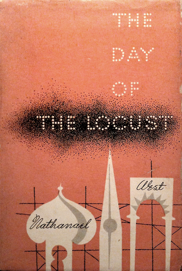 The Day of the Locust by Nathanael West via flickr