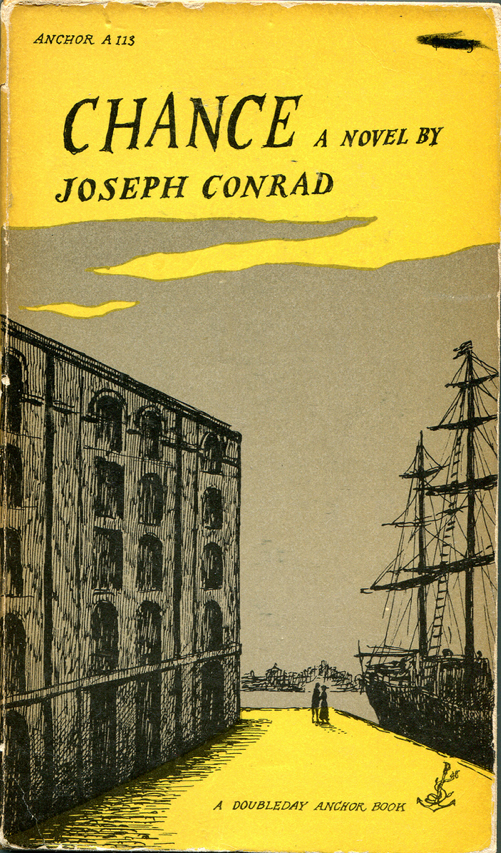Chance by Joseph Conrad via