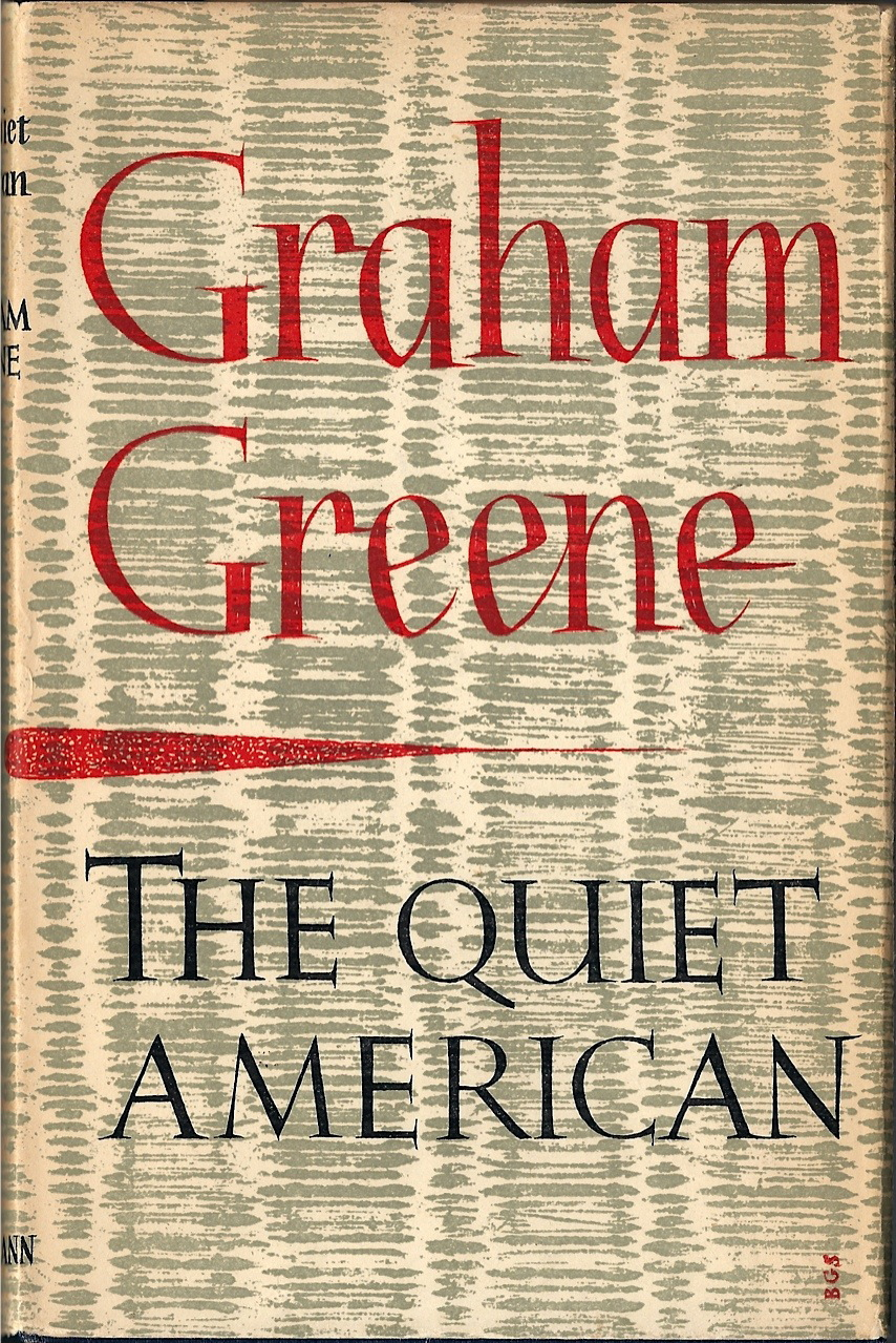 The Quiet American 1955 Heinemann | from my library
