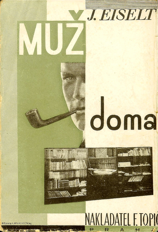 Rare Mrkvicka cover 1929