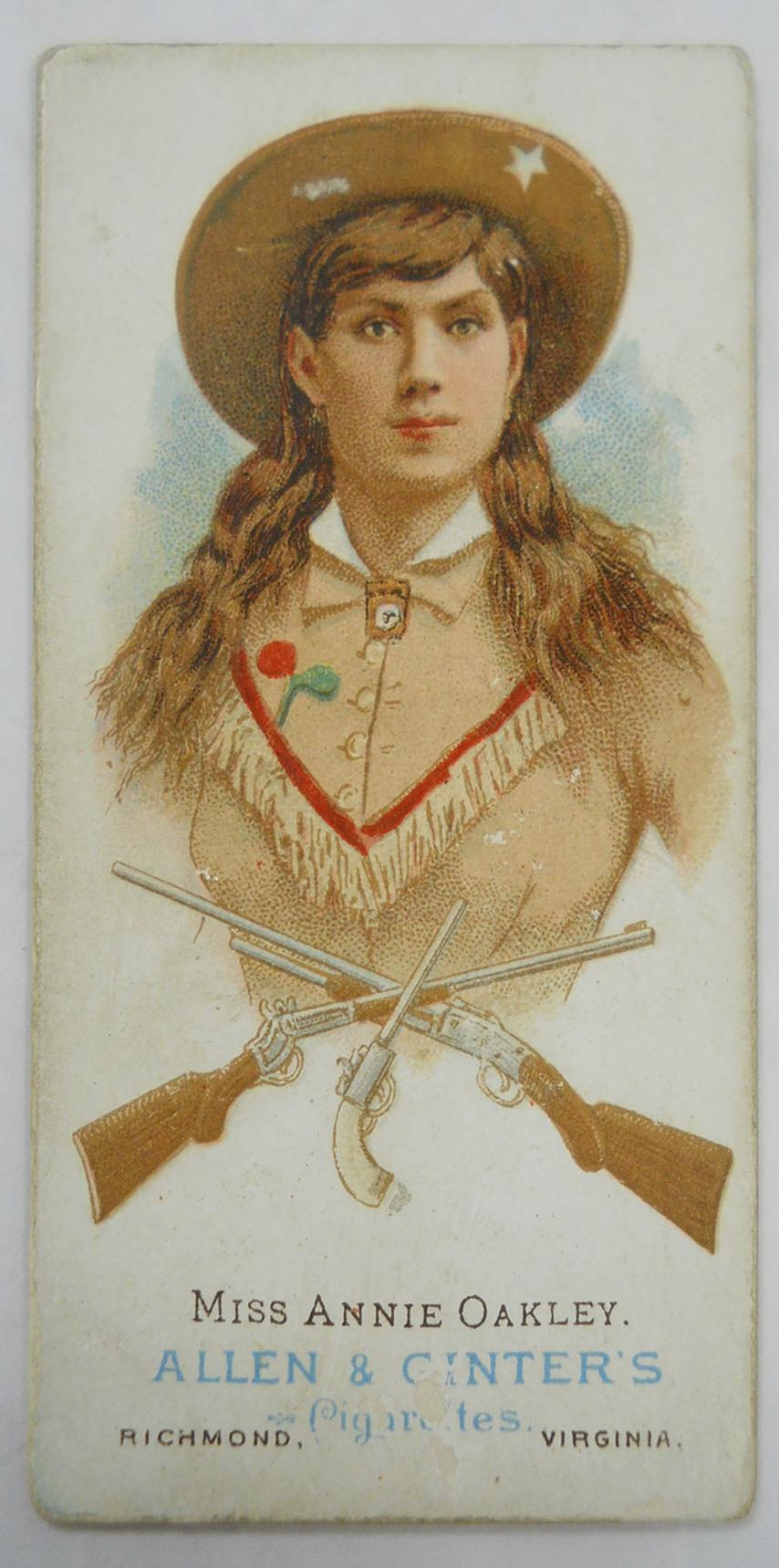 Allen&Ginter's Annie Oakley.jpg