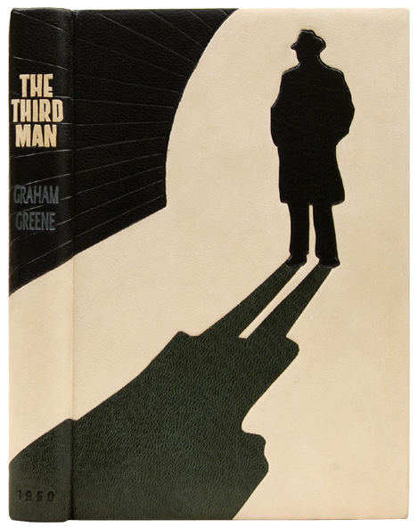 The Third Man | William Heinemann ltd. 1950 via flickr