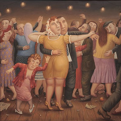Miss Svetka likes to dance