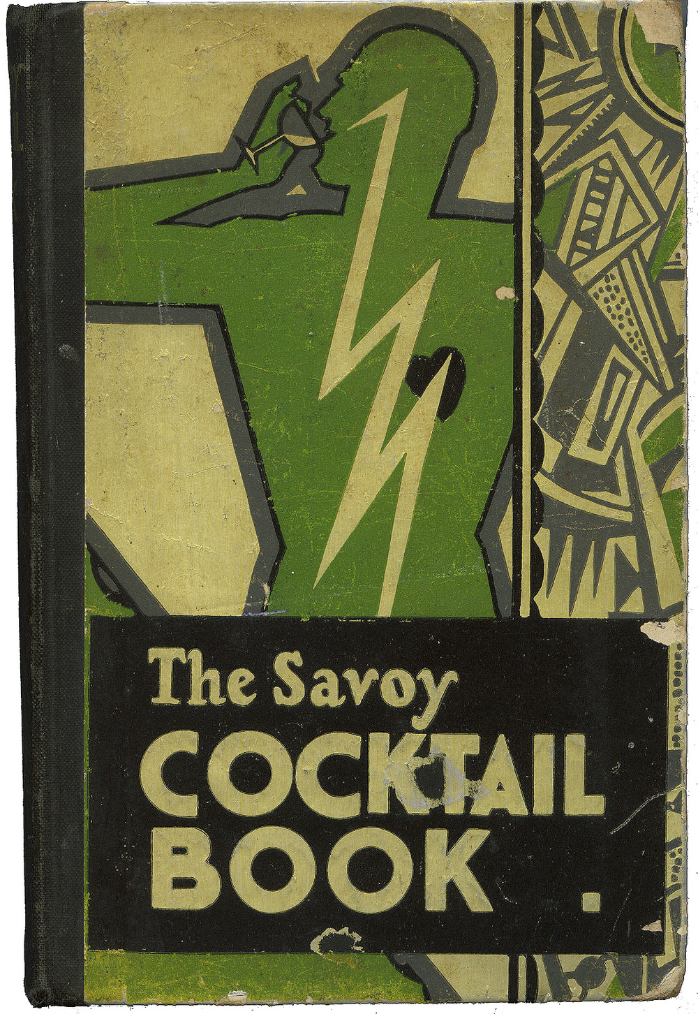 The Savoy Cocktail Book 1930
