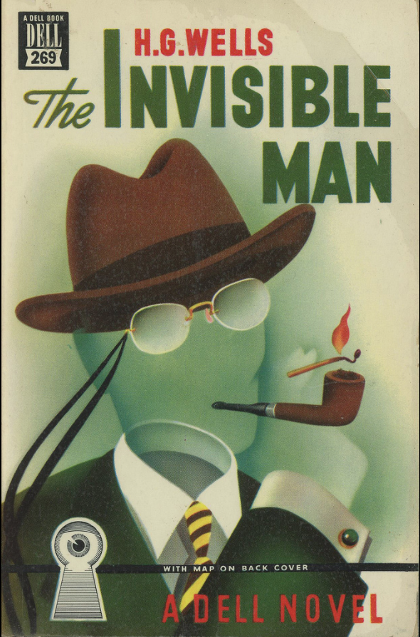 the invisible man by h g wells ralph ellisons interactions with other characters Story of a free essays, term papers and book reports  and many other characters pry into the novel and co  the g invisible man ralph ellisons invisible man.