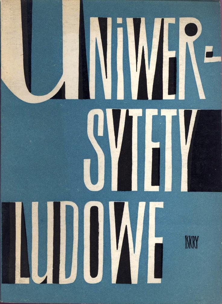 """""""Uniwersytety Ludowe"""" 1960"""