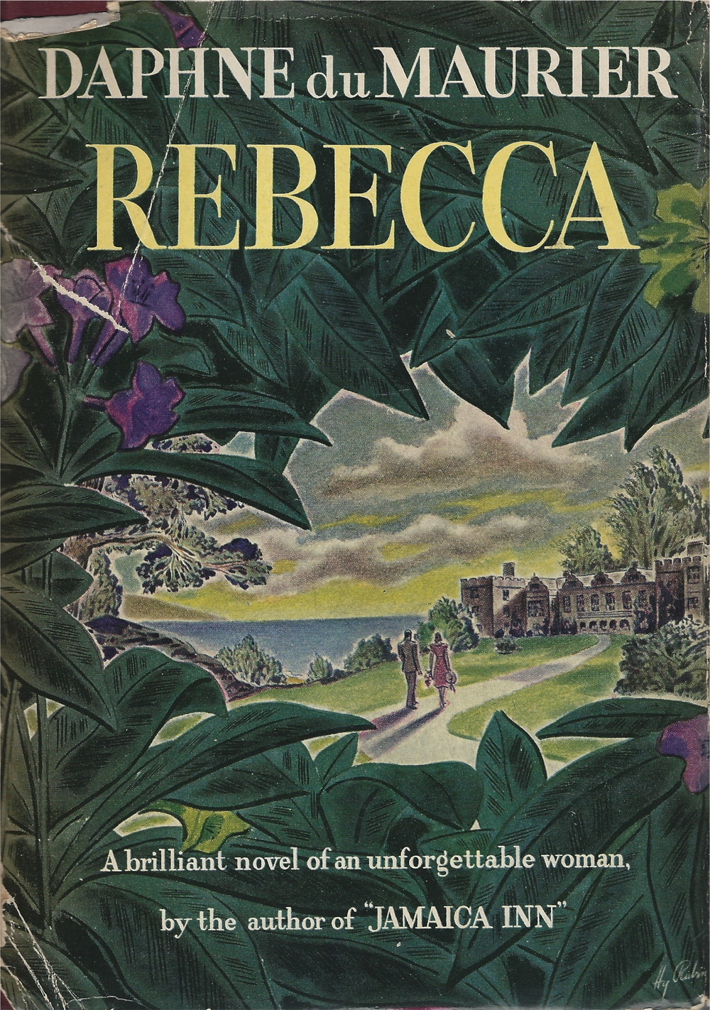 an analysis of the book rebecca by daphne du maurier Daphne du maurier's rebecca is not an obvious choice for  rebecca for feminists  the narrator spends most of the book thinking maxim still misses rebecca,.