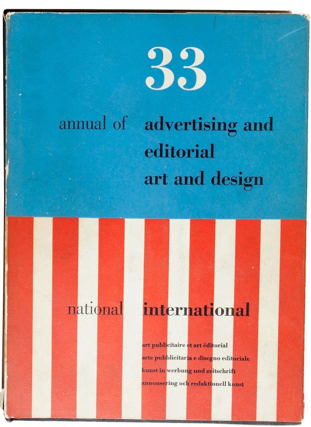 Annual of Advertising and Editorial Art 33