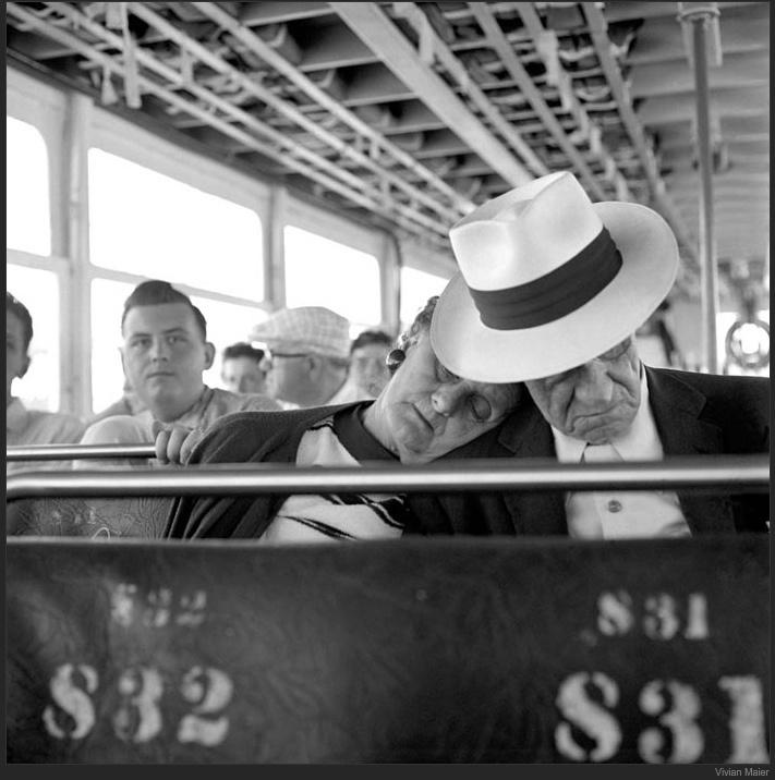 Vivian Maier 1960, Florida  vivianmaier.com