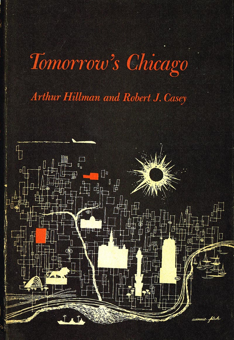 University of Chicago Press | Illustrated by Winnie Fitch (with then-husband, Joe Phelan) 1953