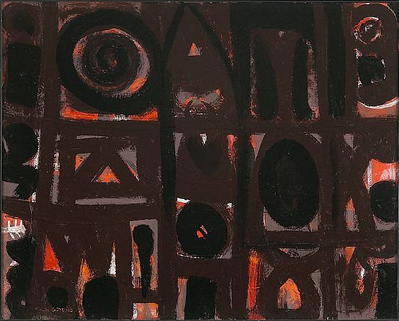 Night Forms, 1950