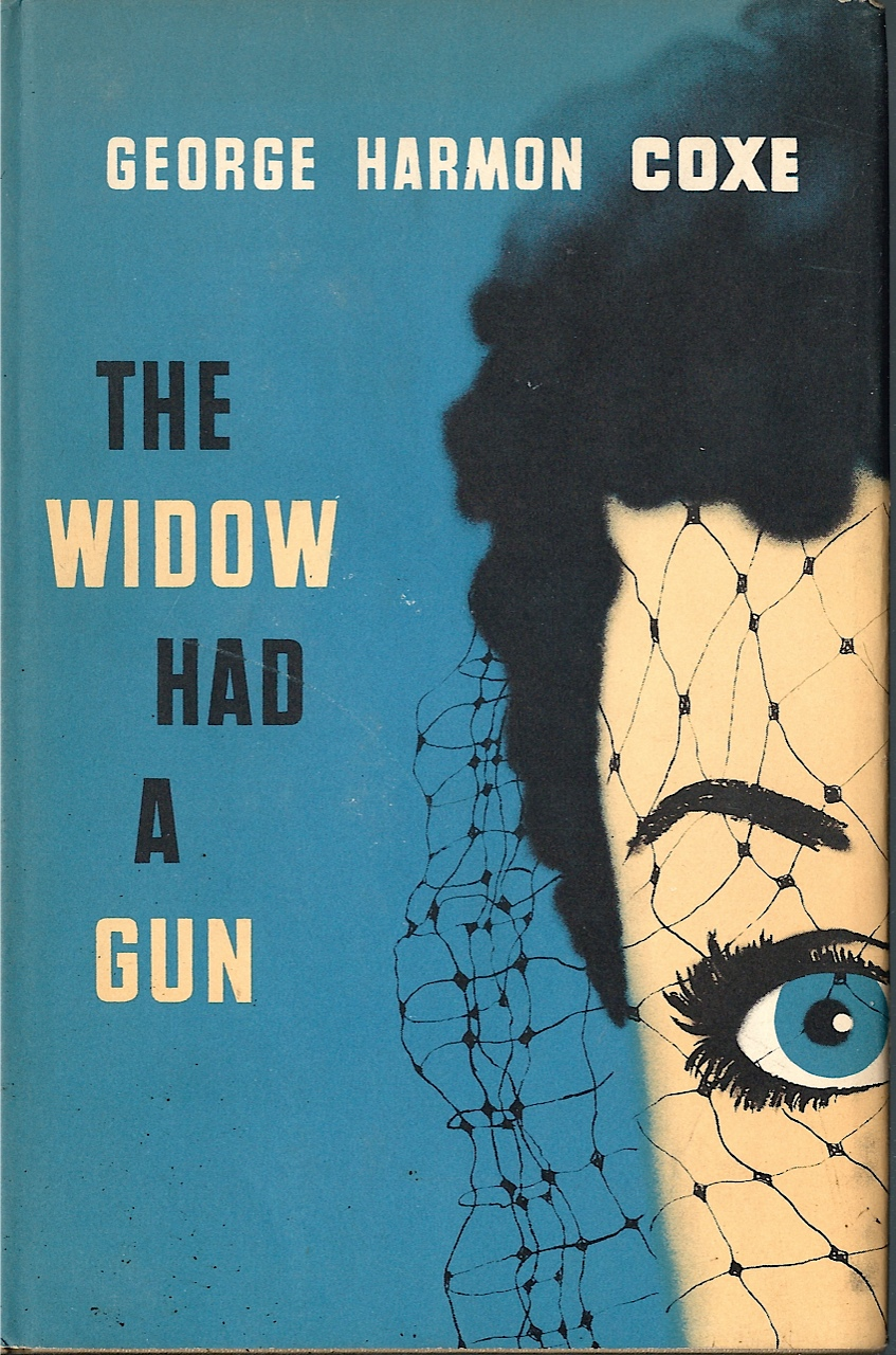 The Widow Had a Gun by George Harmon Coxe 1951