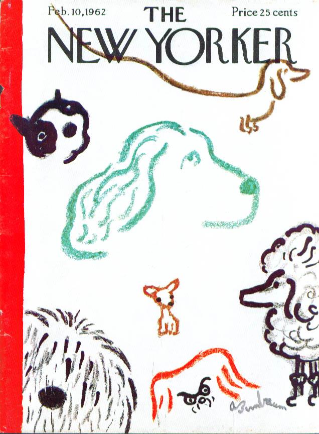 New Yorker 1962Abe Birnbaum