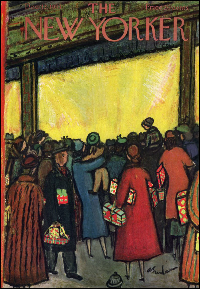 Dec 12, 1952 Abe Birnbaum
